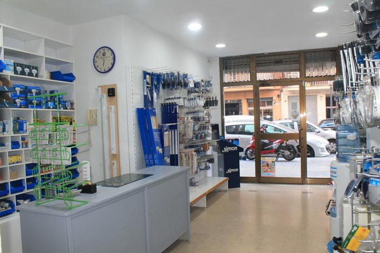 Tienda de material eléctrico en Valencia